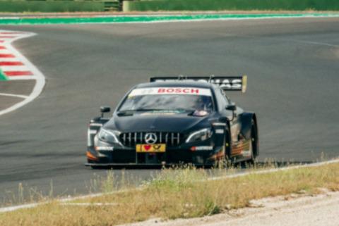 Sébastien Ogier   Fot. Mercedes