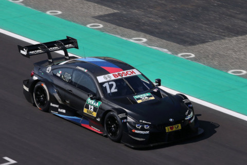 Alex Zanardi | Fot. BMW