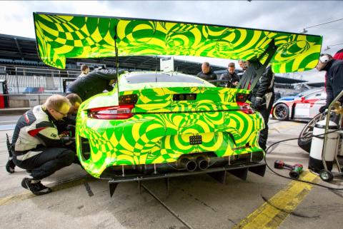 Porsche 911 GT3 R | Fot. Porsche