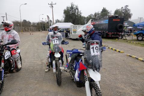 Maciej Giemza i Adam Tomiczek