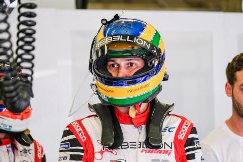 Bruno Senna | Fot. Rebellion Racing