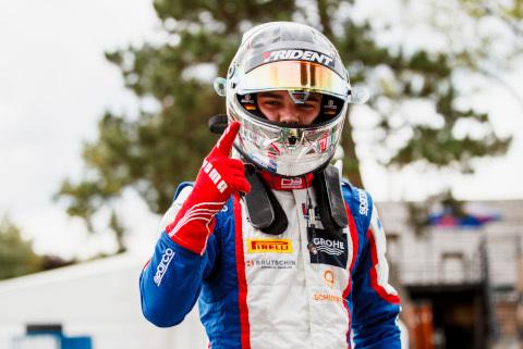 David Beckmann | Fot. GP3
