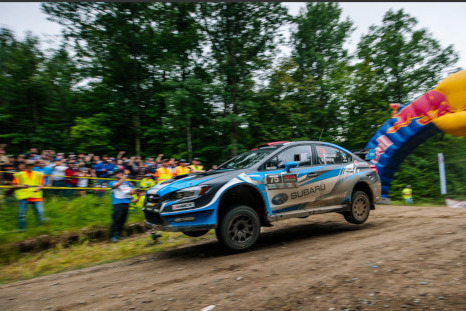 Higgins/Drew | Fot. Subaru Rally Team USA