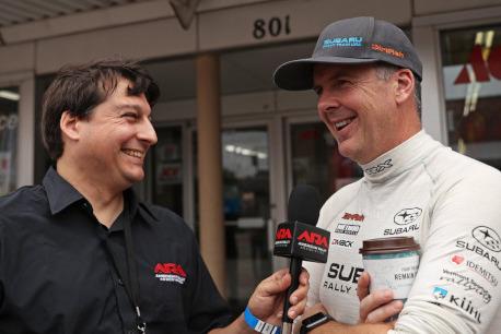David Higgins | Fot. Subaru Rally Team USA