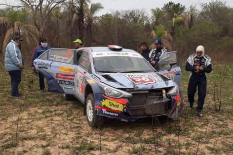 Hyundai Diego Domíngueza   Fot. rally.com.py
