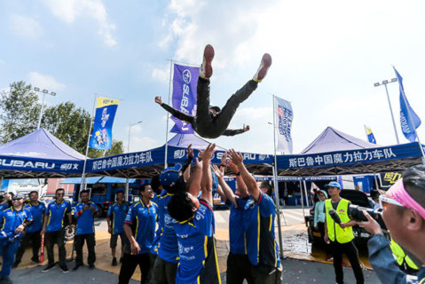 Fan Gaoxiang | Fot. autosports.org.cn