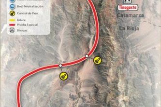Desafio Ruta 40 - etap 4