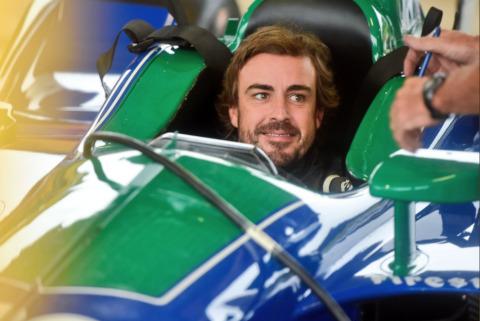 Fernando Alonso | Fot. Andretti Autosport
