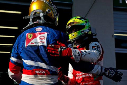 Robert Szwarcman i Mick Schumacher | Fot. fiaf3europe.com