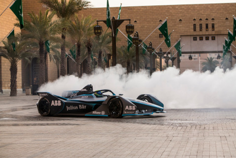 Felipe Massa | Fot. Formula E