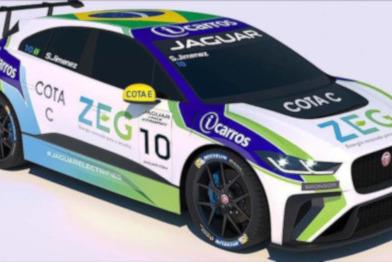 Jaguar I-Pace Sérgio Jimeneza