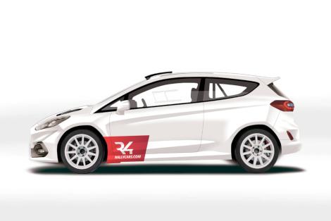 Ford Fiesta R4