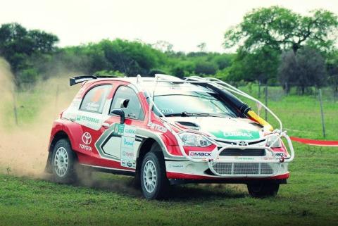 Galanti/Scheid | Fot. rally.com.py