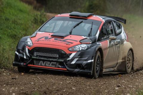 Ford Fiesta NRC | Fot. Neiksans Rallysport