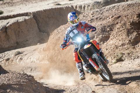Toby Price   Fot. KTM