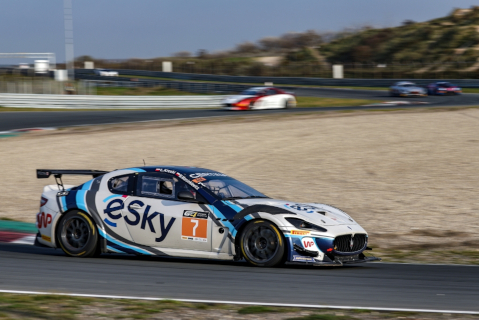 Maserati eSky WP Racing Team | Fot. gt4series.com