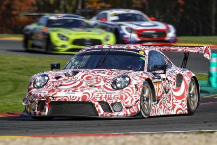 Porsche 911 GT3 R | Fot. Petr Frýba