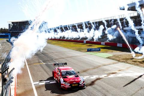 René Rast | Fot. Audi Sport
