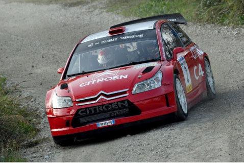 Breen/Martin | Fot. Citroën Racing