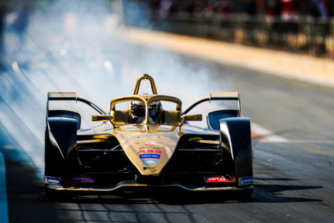 André Lotterer | Fot. DS Techeetah