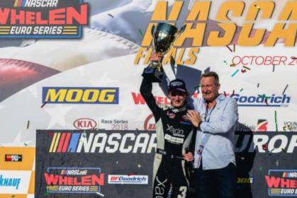 Ulysse Delsaux | Fot. NASCAR