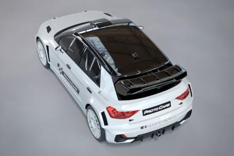 Audi A1 Proto