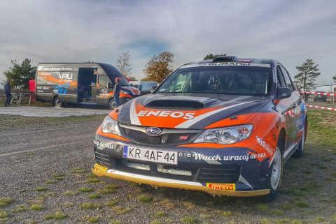Subaru Marcina Słobodziana   Fot. SPRT