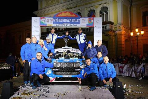 Hadik Rallye Team | Fot. Facebook
