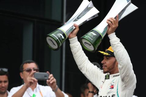 Lewis Hamilton | Fot. XPB