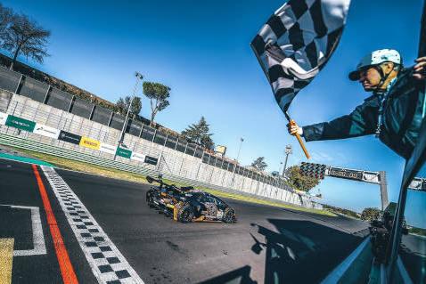 Artur Janosz | Fot. FFF Racing Team