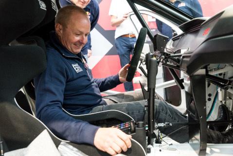 Raimund Baumschlager | Fot. VW Motorsport