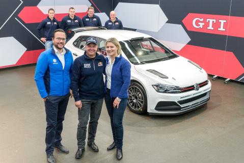 BRR odbiera Polo R5 | Fot. VW Motorsport