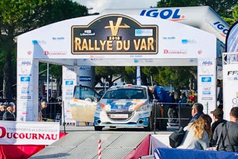 Gryc/Kuśnierz | Fot. Rallytechnology