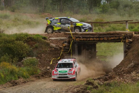 Rally del Atlantico | Fot. Team Toyota Paraguay