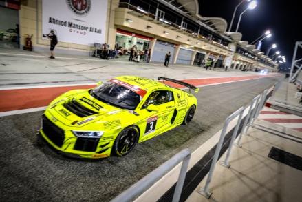 Audi Phoenix Racing | Fot. GT4series.com
