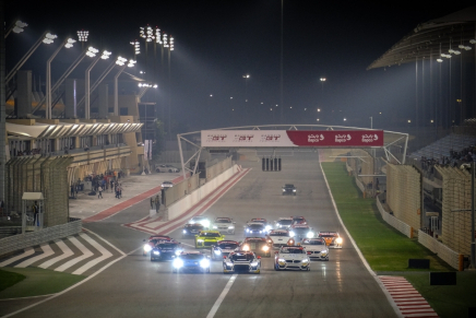 Start w Bahrajnie | Fot. gt4series.com