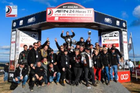Zwycięzcy 24 Horas TT / fot. 24horastt.com