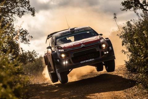 Ogier/Ingrassia | Fot. Citroën Racing