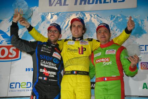 Podium w Val Thorens | Fot. tropheeandros.com
