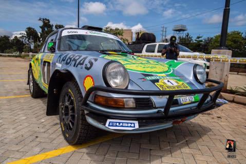 Porsche Baldeva Chagera   Fot. Facebook