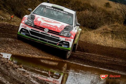 Herczig/Ferencz | Fot. MOL Racing Team