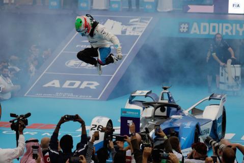 António Félix da Costa | Fot. BMW Motorsport