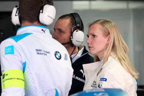 Beitske Visser | Fot. BMW Motorsport