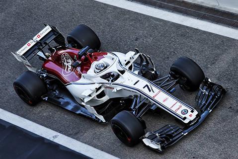 Kimi Raikkonen | fot. XPB