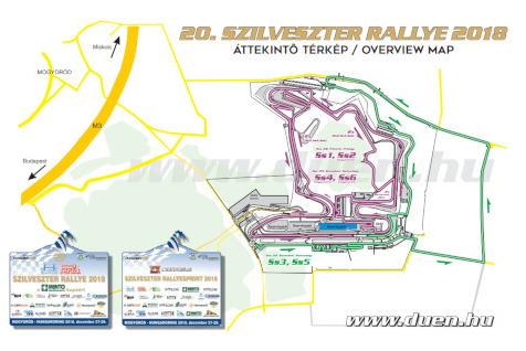 Szilveszter Rallye