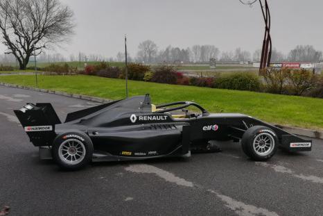 Tatuus T-318 | Fot. Renault Sport
