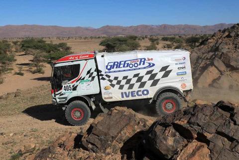 Bouwens/Driesmans/Boerboom | Fot. Africa Eco Race