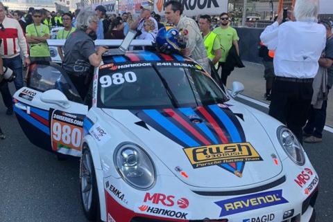 Porsche 991 GT3 Cup | Fot. MRS