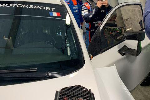 Sébastien Loeb | Fot. Hyundai Motorsport