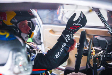 Sébastien Loeb | Fot. Twitter